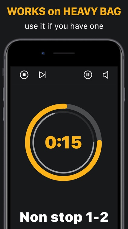 Shadow Boxing Workout App screenshot-3