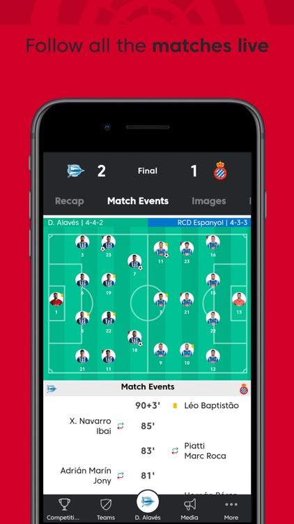 LaLiga: Spanish Soccer League screenshot-6