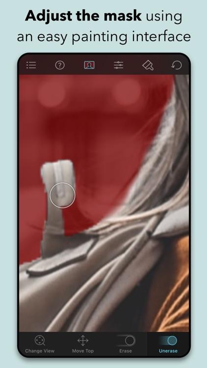 Juxtaposer: cut, combine, edit screenshot-3