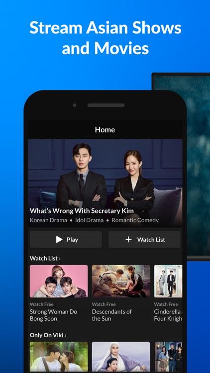 Viki: Asian TV Dramas & Movies screenshot-0