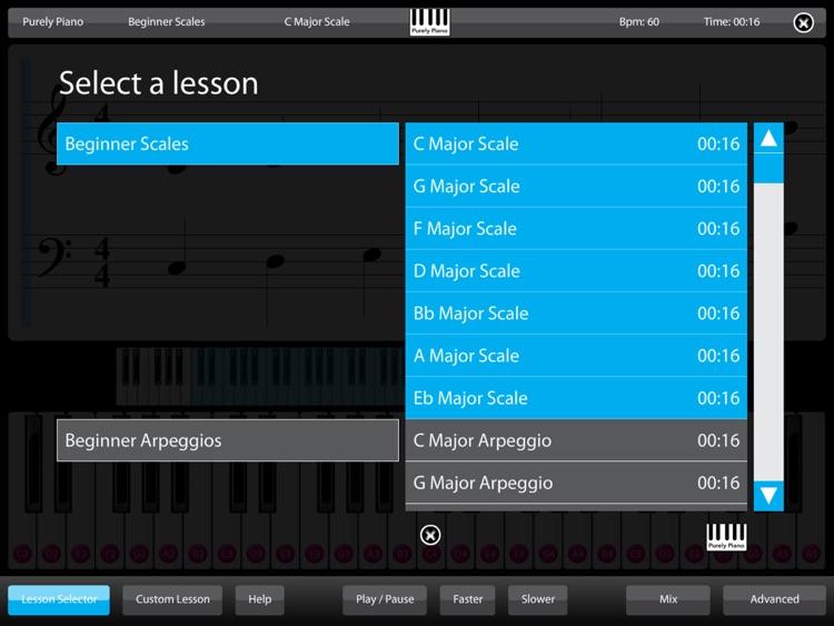 Piano Lessons & Learn screenshot-4