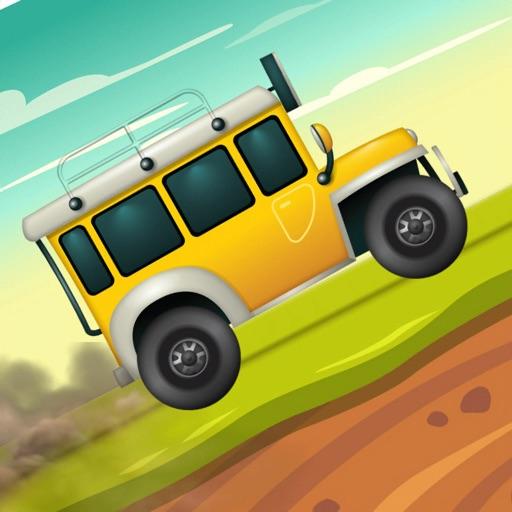 Jeep Racing Hill Climbing
