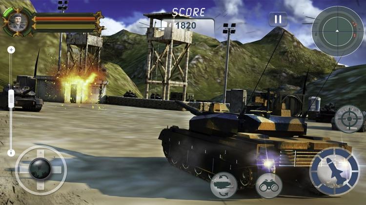 Real Battle of Tanks 2019 screenshot-3