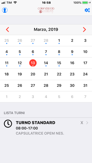 calendarJob on the App Store