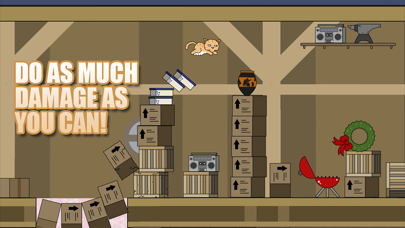 Screenshot from Clumsy Cat