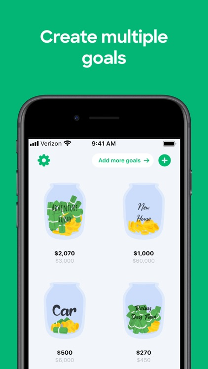 Loot - Savings Goal & Tracker screenshot-4