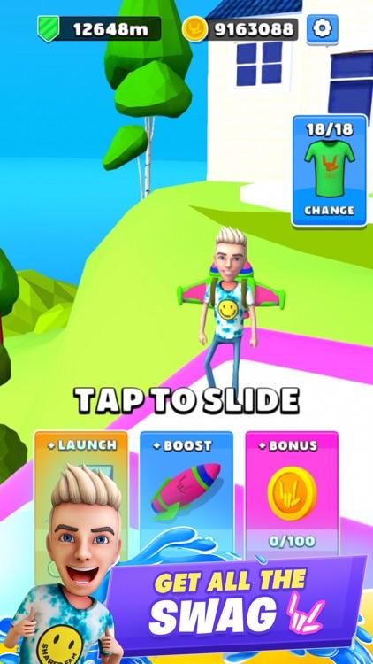 Stephen Sharer's Rocket Slide screenshot-4