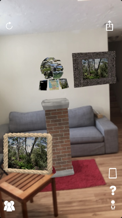 AR Picture Portal