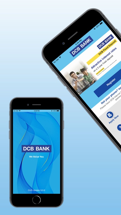 DCB Bank Mobile Banking