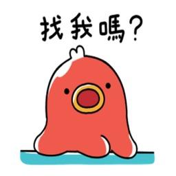 有趣的章魚
