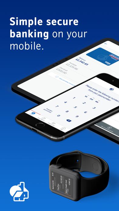 Nationwide Mobile Banking screenshot one