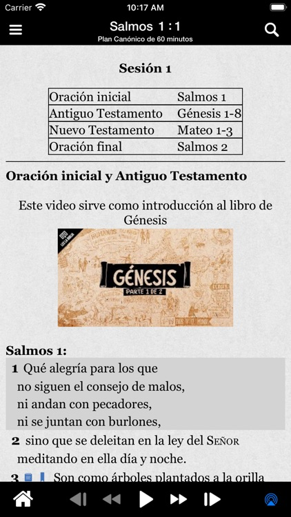 Lectura Pública de la Biblia screenshot-3
