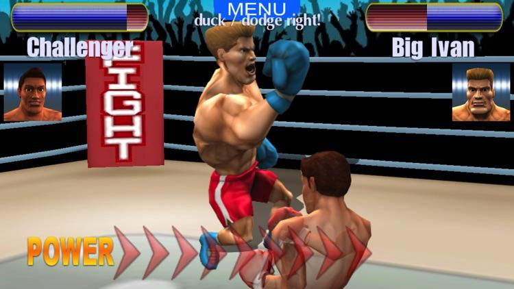 Pocket Boxing
