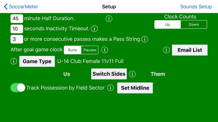 SoccerMeter screenshot-4