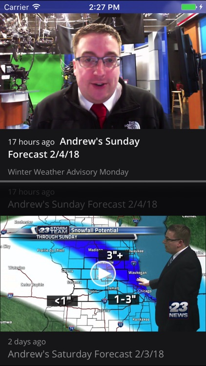 WIFR Weather