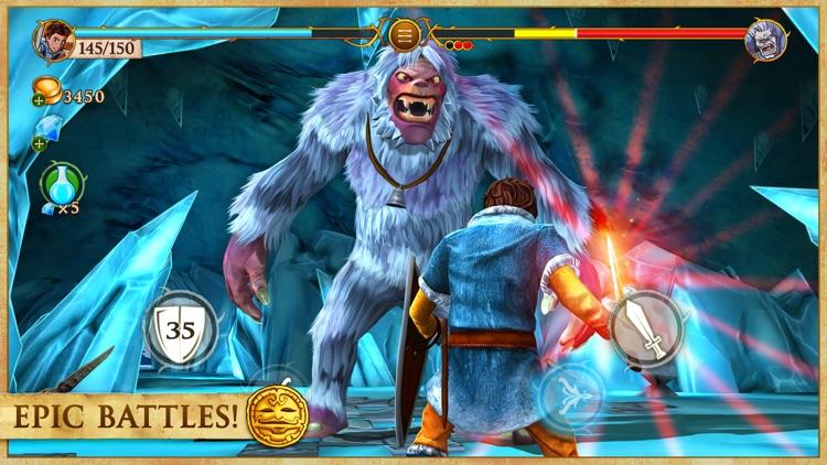 Beast Quest!