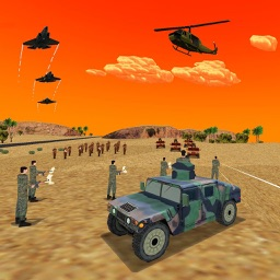 Desert War 3D - Tactical game