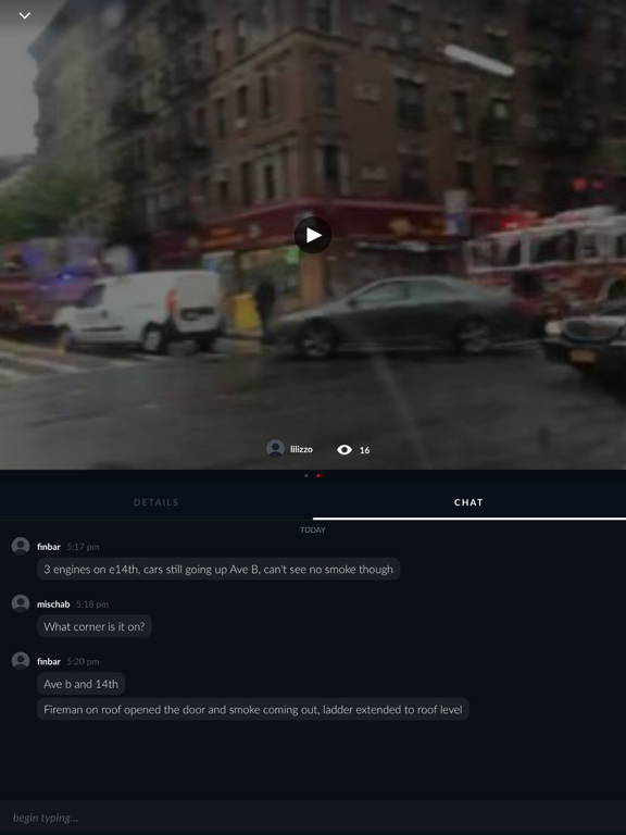 iPad Image of Citizen: Connect and Stay Safe