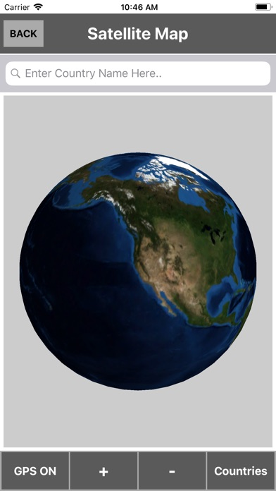 Screenshot for 3D Earth Globe in Pakistan App Store