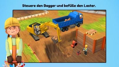 Screenshot for Kleine Bauarbeiter in Germany App Store