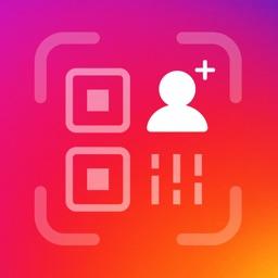 Get Mass Followers by QR Code