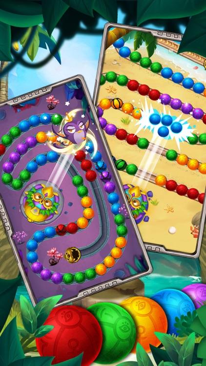 Bubble Shooter - Jungle Dash screenshot-3