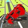 新しい自動車事故ゲーム