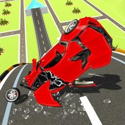 New Car Crash Simulator Game