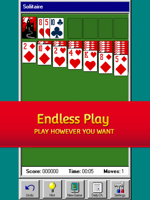 Solitaire 95: The Classic Game screenshot 7