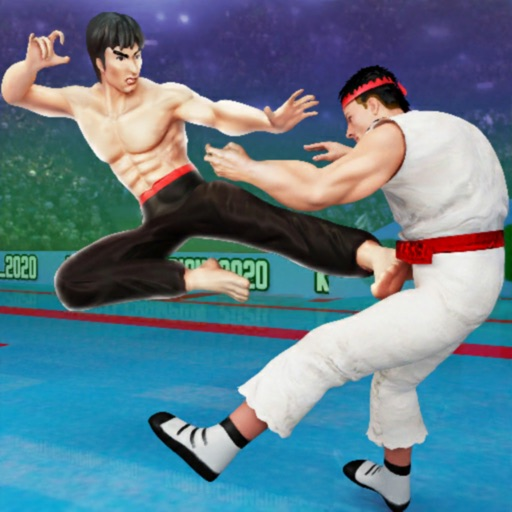 Kung Fu Fight: Karate Fighter Icon