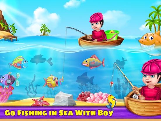 Fisher Man Fishing Game screenshot 8
