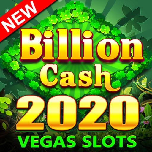 Billion Cash Slots-Casino Game Icon