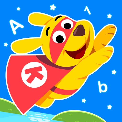 Kiddopia - ABC Toddler Games app logo