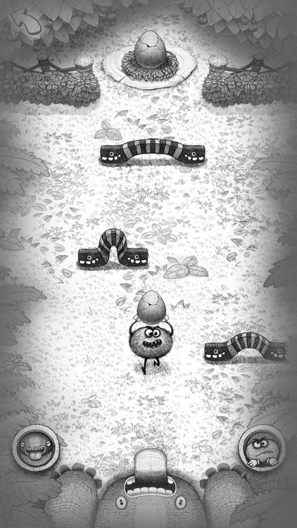 Bad Hungry Monster screenshot-7