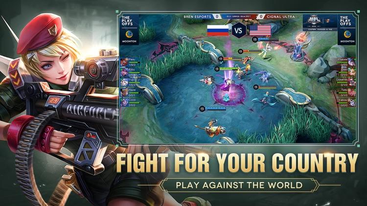 Mobile Legends: Bang Bang screenshot-5
