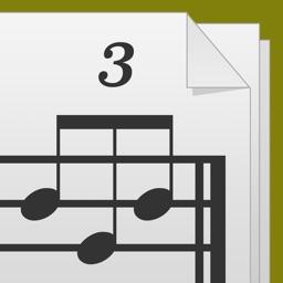 NextPage 3 Sheet Music Reader
