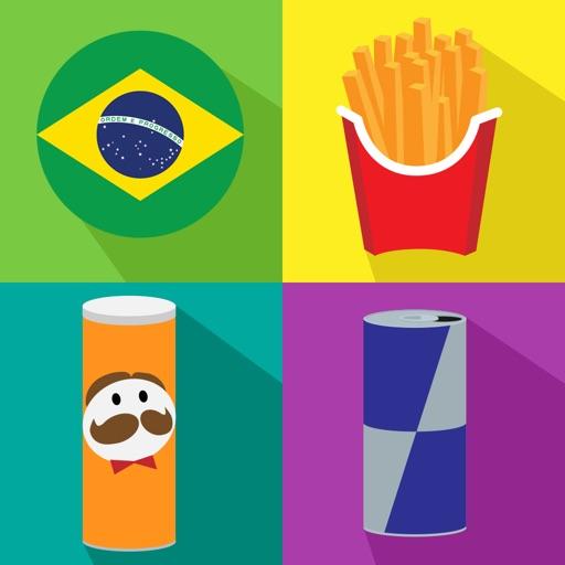 Logo Test: Brasil Quiz & Jogo