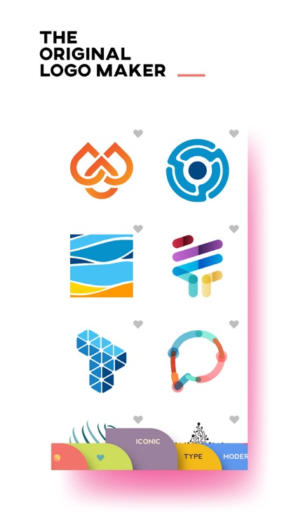 LogoScopic Studio – Logo Maker screenshot-0