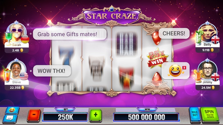 Stars Casino Slots screenshot-3