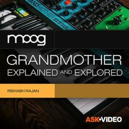 Moog Grandmother Course By AV