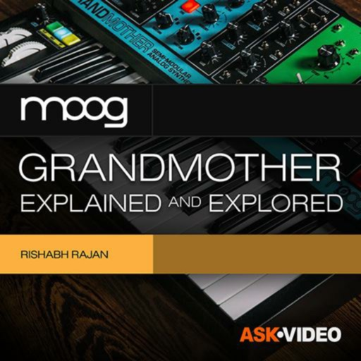 Moog Grandmother Course By AV