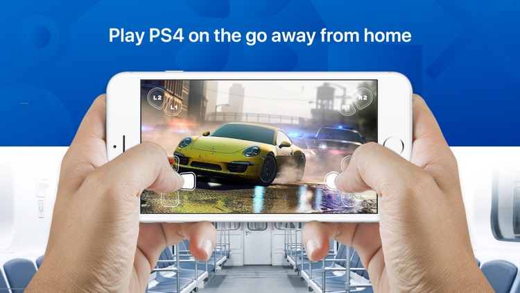 R-Play - Remote Play for PS4