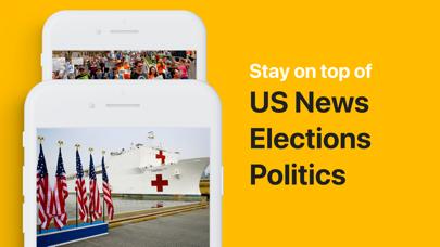 Brief - Unbiased US News Screenshot
