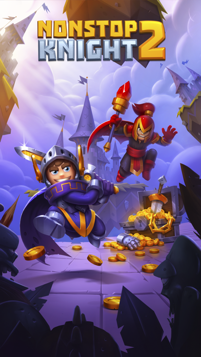Nonstop Knight 2 - Action RPG Screenshot 1