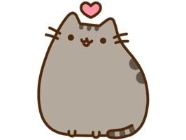 Cat Pusheen Stickers