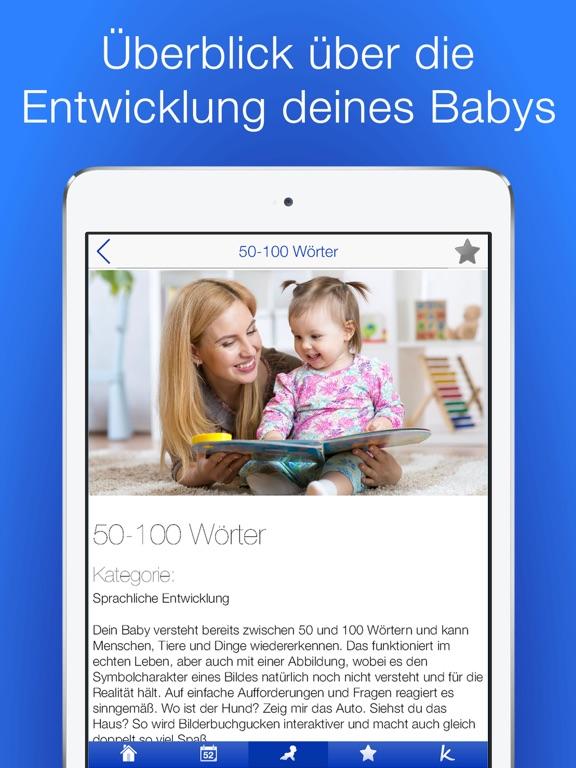 Babyentwicklung im 1. Jahr PRO Screenshots