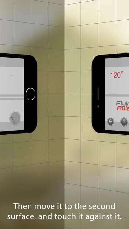 Flying Ruler Pro screenshot-5