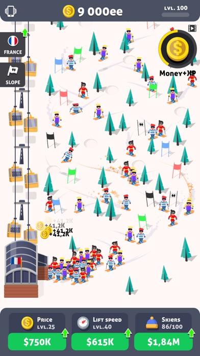 Screenshot for Ski Station in Denmark App Store
