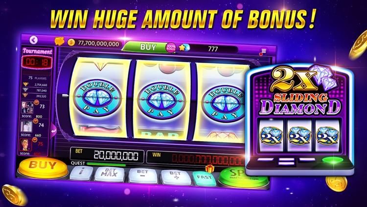 Lucky City™ Vegas Casino Slots screenshot-3