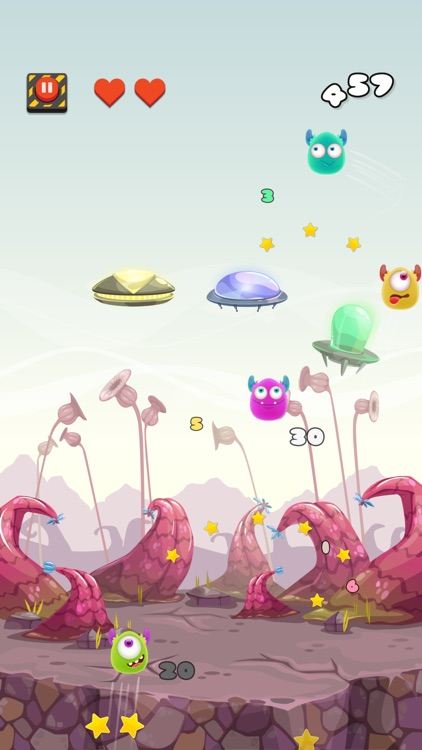 Jumpees - Wacky Jumping Game